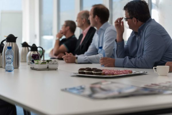 Controllers Netwerk Bijeenkomst 'So you think you can be a CFO?'